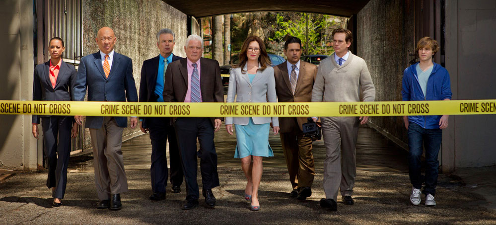 Major crimes returns next week with season 1 on dvd and premiere of