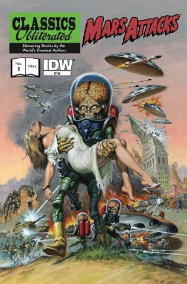 Mars Attacks Obliterated alt cover
