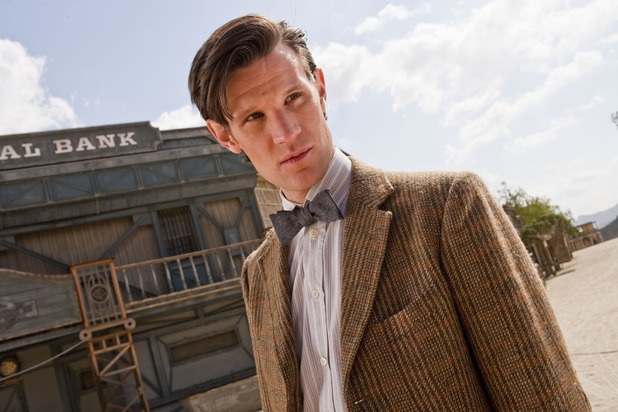 Matt Smith as 11th Doctor