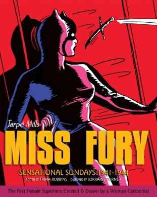 Miss Fury anthology vaolume 2