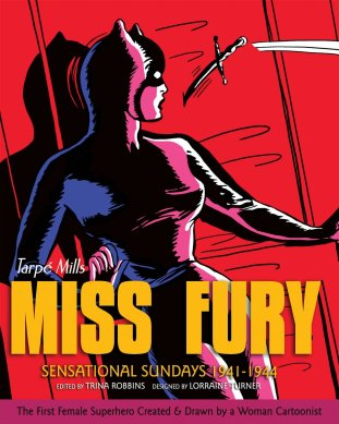 Miss Fury anthology vaolume 2