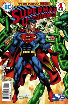 Neal Adams Superman Unchained 1