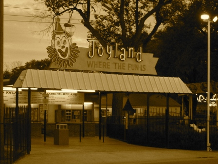 Old Joyland Amusement Park