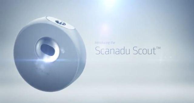 Scanadu Scout