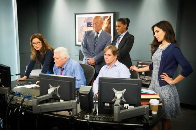 Season Two Major Crimes