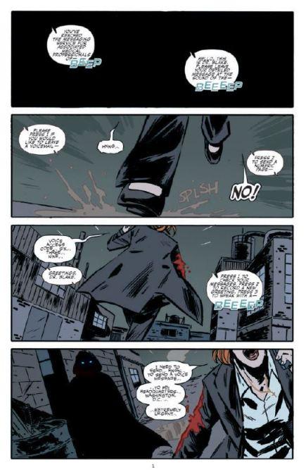 X-Files Season 10 preview page 1