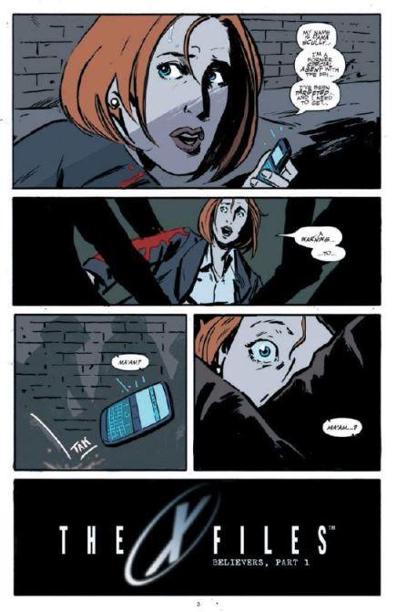 X-Files Season 10 preview page 3