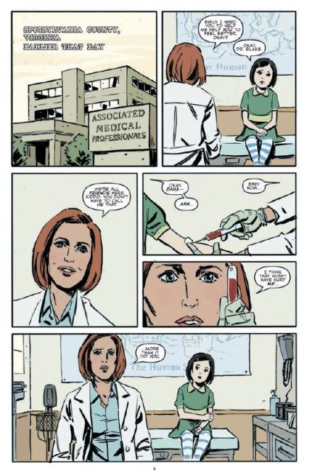 X-Files Season 10 preview page 4