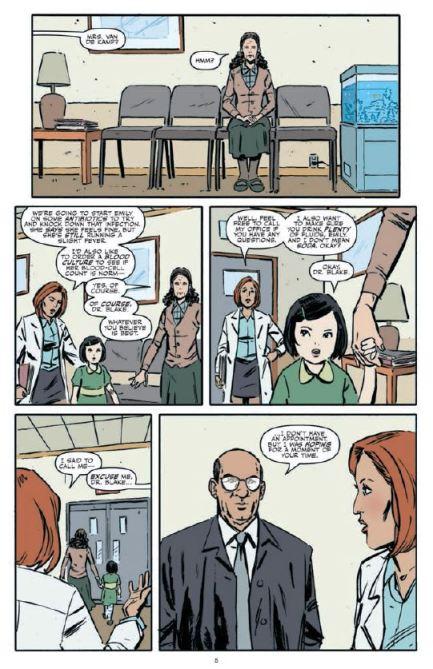X-Files Season 10 preview page 5