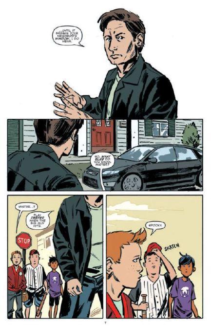 X-Files Season 10 preview page 7