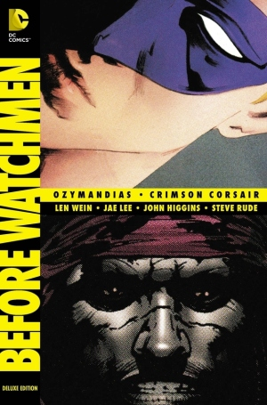before-watchmen-deluxe-edition corsair