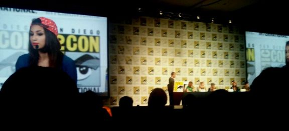 Being Human panel 2013 SDCC