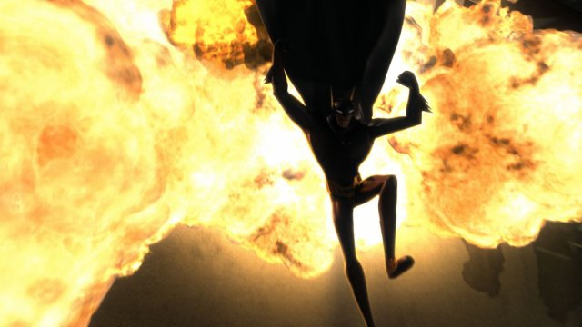 Beware-The-Batman fiery explosions