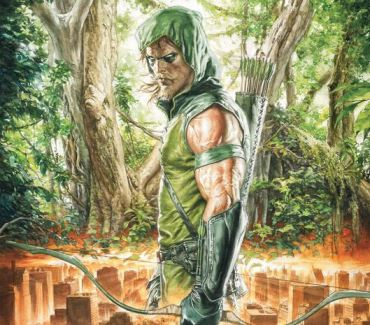 Cascioli Green Arrow cover
