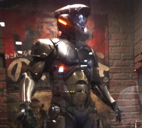 Pacific Rim at Comic-Con 2013