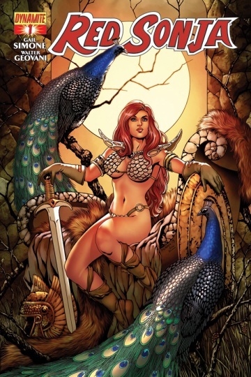 Red Sonja by Doran