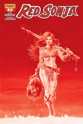Red Sonja by Scott