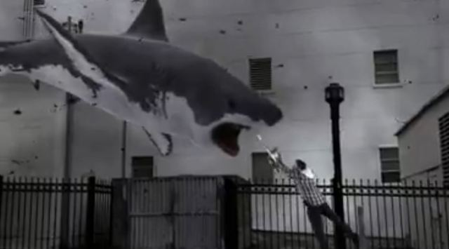 Sharknado saw