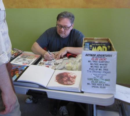 Terry Beatty Elite Comics