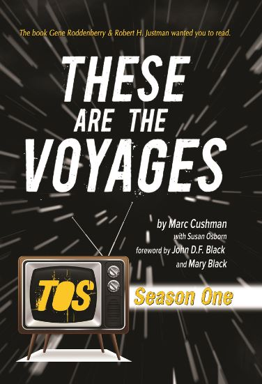These are the Voyages book cover