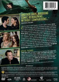 Arrow DVD reverse