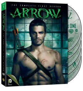 Arrow DVD