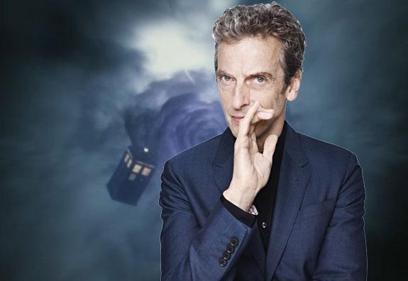 Peter Capaldi 12th Doctor