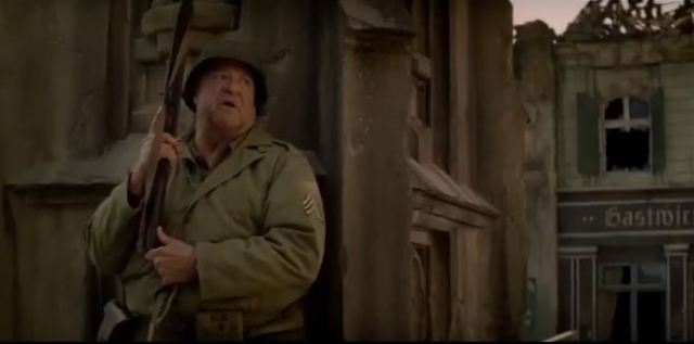 John Goodman Monuments Men