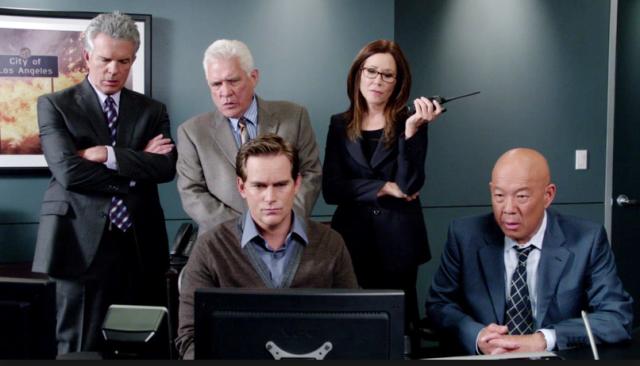 Major Crimes cast Season 2