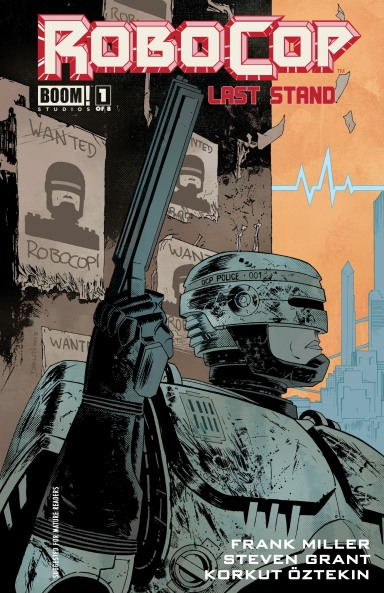 Robocop Last Stand cover