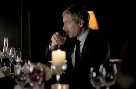 Sherlock Freeman moustache Watson