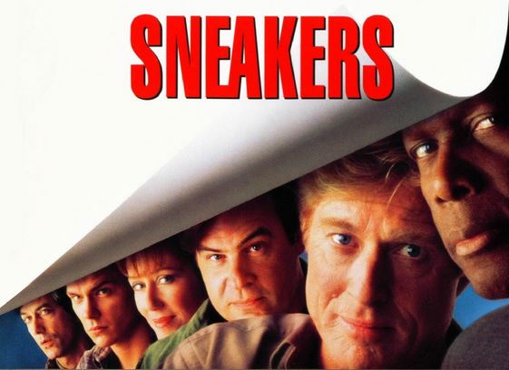 Sneakers poster