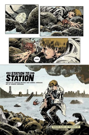 Station to Station from GabrielHardman website