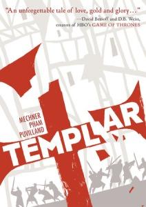 Templar cover art