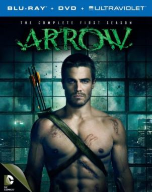 Arrow Blu-ray combo