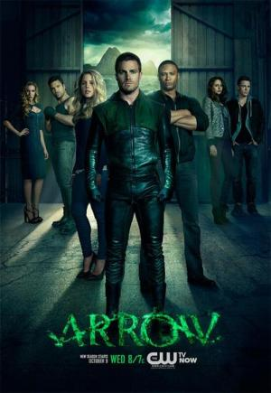 arrow-season-2-poster-cw