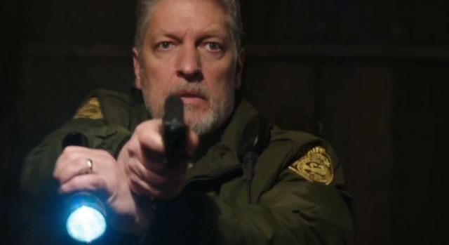 Clancy Brown Sleepy Hollow