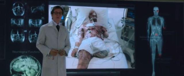 Gary Oldman in RoboCop