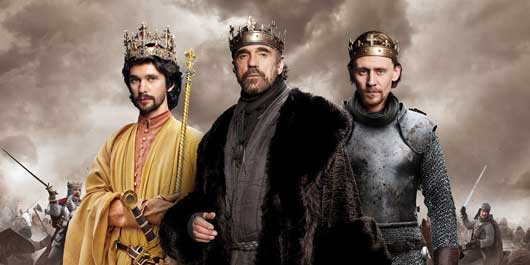 Hollow Crown banner