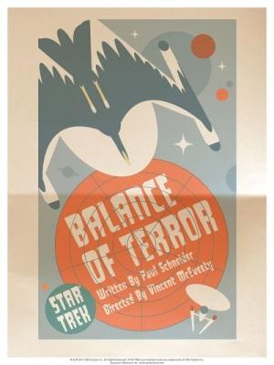 Juan Ortiz Balance of Terror