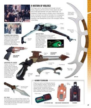 Klingons in Visual Dictionary