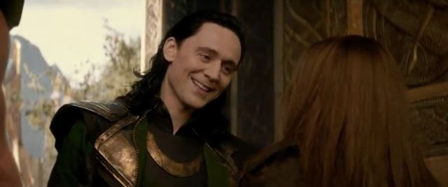 Loki in Thor the Dark World