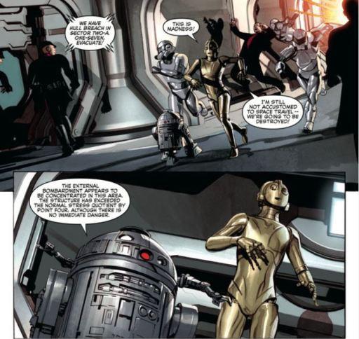 Mayhew The Star Wars Issue 2