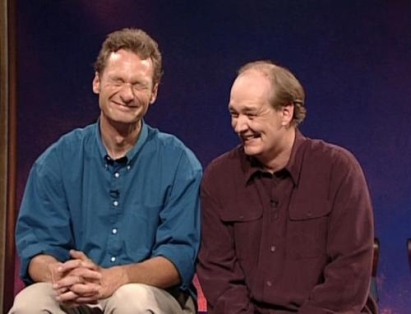 Old Whose Line episode