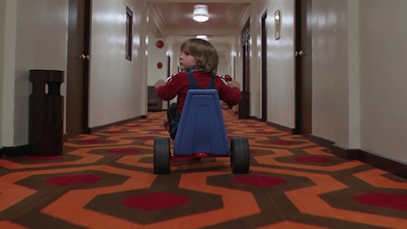 Room 237 biking