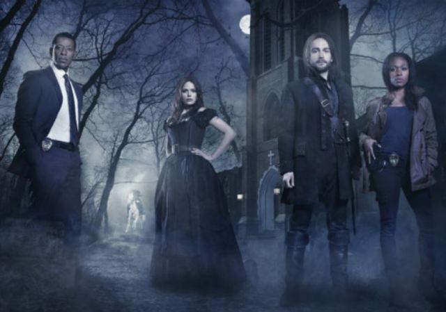 Sleepy Hollow cast photo