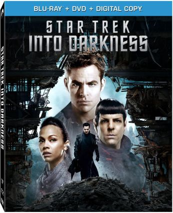 Star Trek Into Darkness bluray