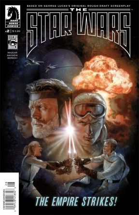 The Star Wars #2 cover