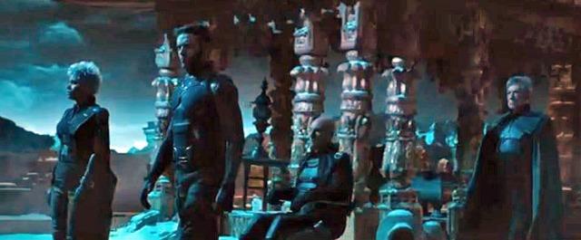 4 X-men of the future