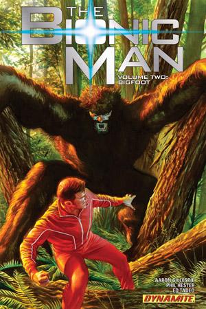 Aaron Gillespie and Phil Hester Bionic Man
